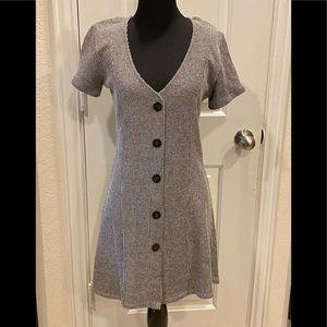 Zara Trafaluc Corduroy Dress M